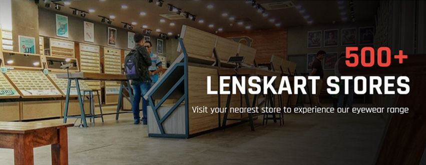 Visit our website: Lenskart.com - spark-mall-kamla-nagar, new-delhi