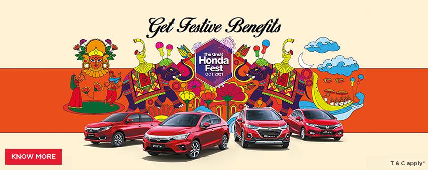 Visit our website: Honda Cars India Ltd. - Telibandha, Raipur