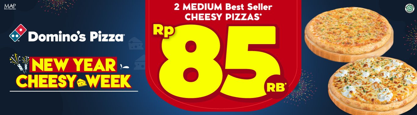 Visit our website: Domino's Pizza - Kel Bondongan, Bogor