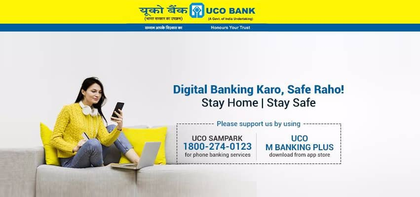 UCO Bank - Sector 15A, Faridabad