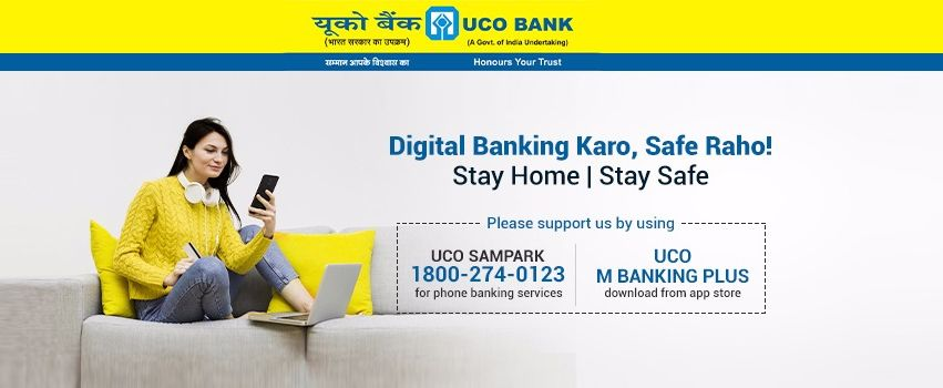 UCO Bank - Parliament Street, New Delhi