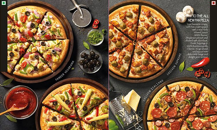 Tasty Pizza hut pizza