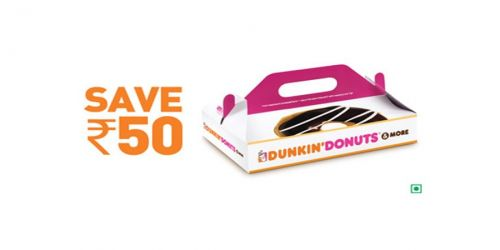 Dunkin' Donuts - Old Madras Rd, Bangalore